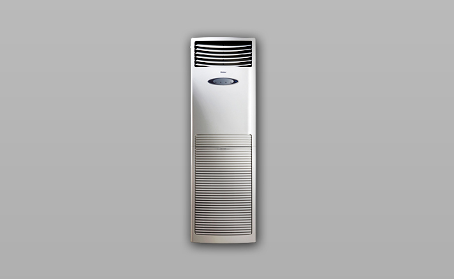Hover Effect Haier Cabinet AC Picture