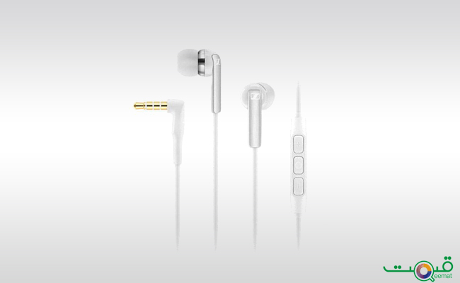 Sennheiser Earbuds Headphones Integrated Mic