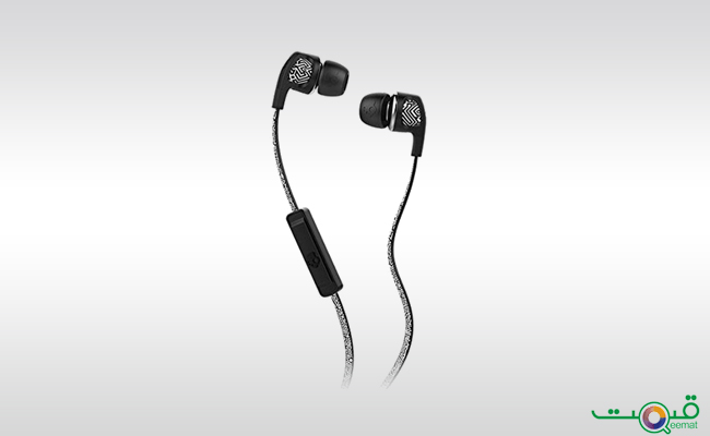 Skullcandy Dime White Gio Black with Mic
