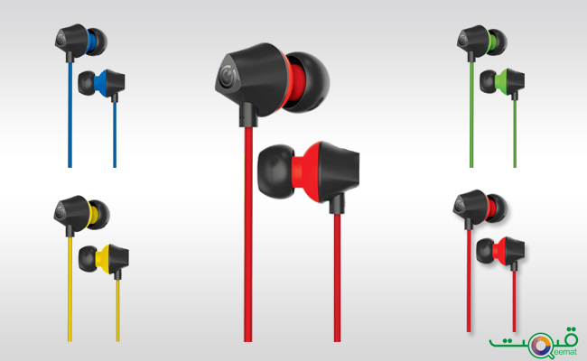 Sonic Gear In-Ear Headphones