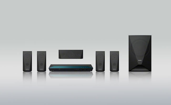 Sony Blu-Ray Home Theatre System BDV-E3100