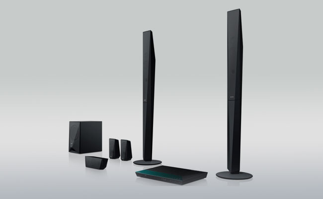 Sony Blu-Ray Home Theatre System BDV-E4100