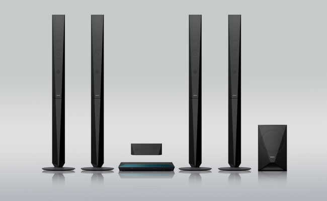 Sony Blu-Ray Home Theatre System BDV-E6100