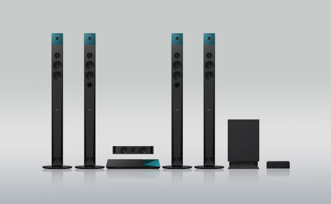 Sony Blu-Ray Home Theatre System BDV-N9100W