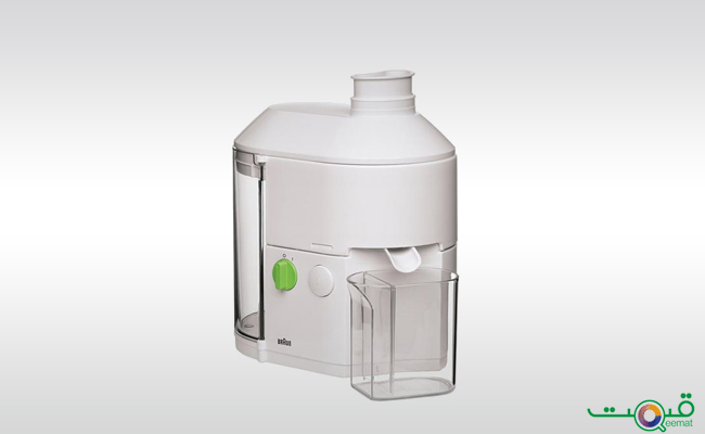 Braun Tribute Collection Spin Juicer