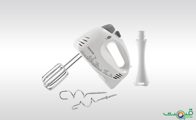 Sencor Hand Mixer with Stick Blender Attachment