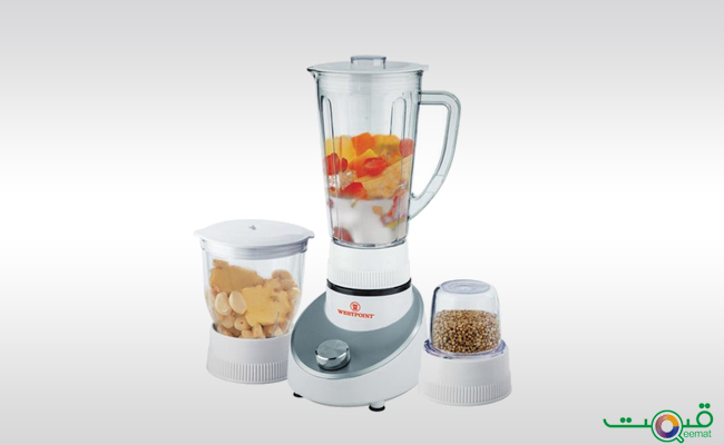 Westpoint 3-in-1 Blender & Dry and Wet Mill