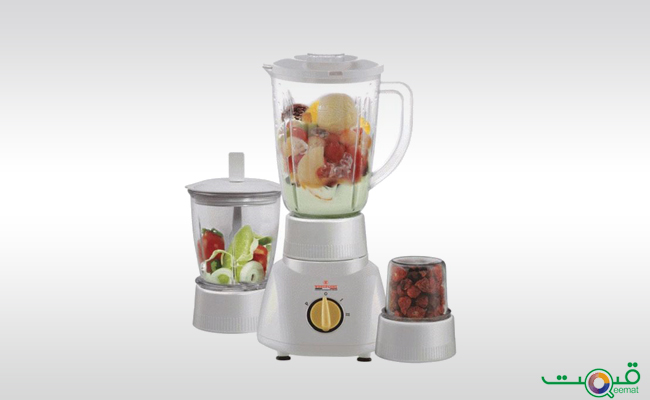 Westpoint 3-in-1 Blender Dry & Chopper Mill