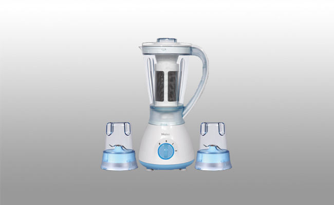 Haier Blender View