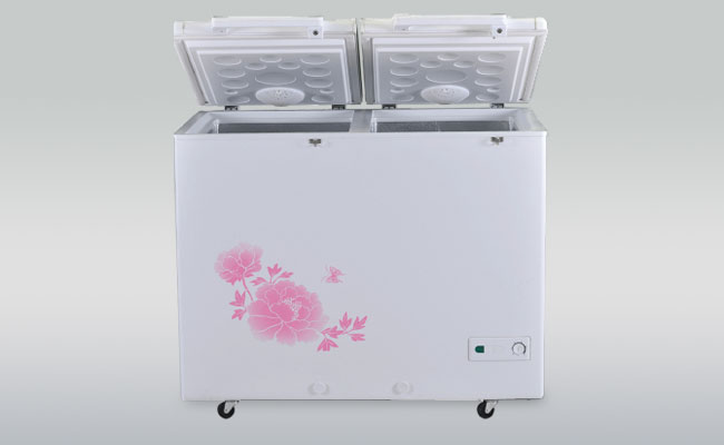 Haier Fresh Deep Freezer Picture