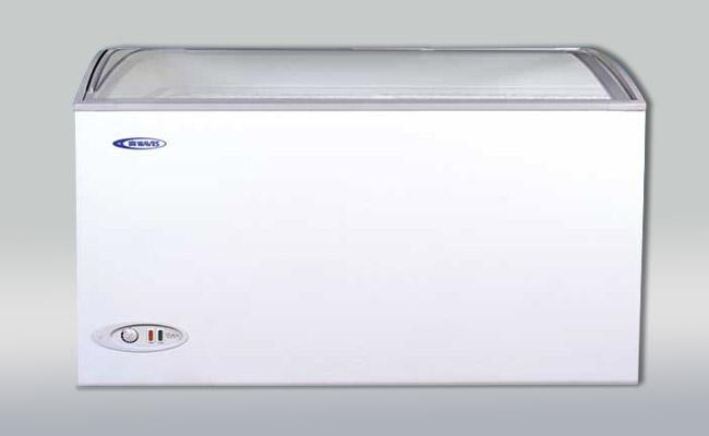 New Waves Glass Door Deep Freezers Price