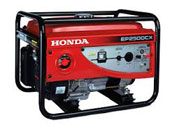 Honda Generators Price