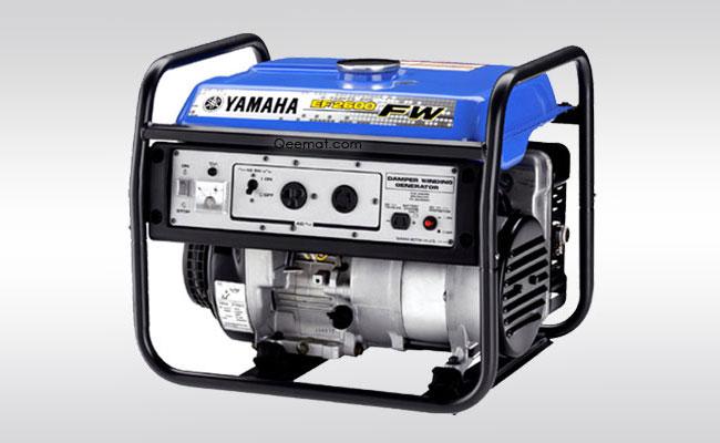 Yamaha Generator Oil Capacity
