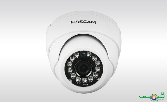 Foscam Wireless Recording Camera