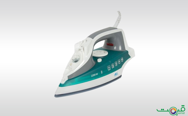 Anex Deluxe Steam Iron