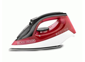 Black+Decker Steam and Dry Irons
