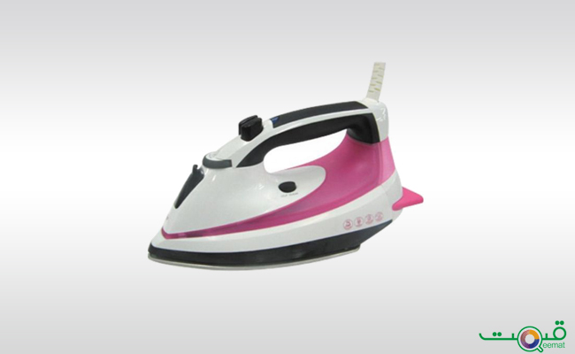 Jack Pot Steam Electric Iron