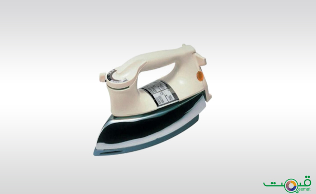National Deluxe Automatic Dry Iron