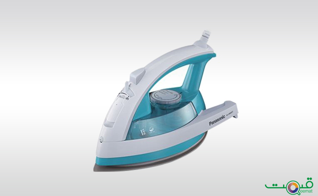 Panasonic NI-JW650 Electric Steam Self Cleaning Titanium Coating Plate Iron