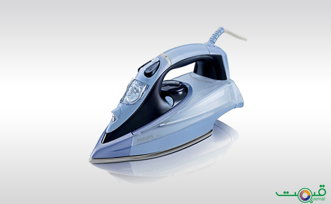 Philips Azur Steam iron - Metal Blue