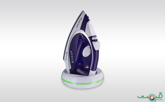 Russell Hobbs Supreme Steam Cordless Iron