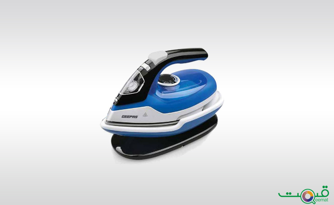 Geepas Cordless & Wireless Steam Iron
