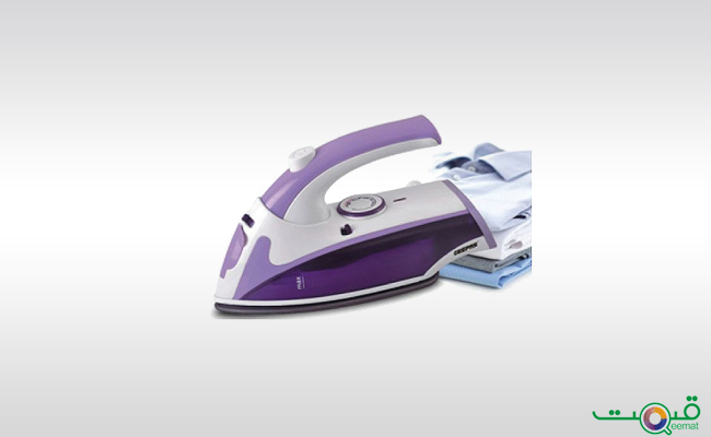 Geepas Travel Steam Iron