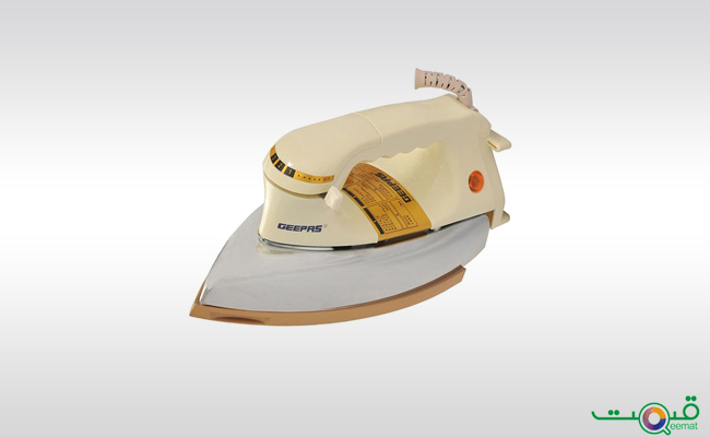 Geepas Heavy Weight Dry Iron