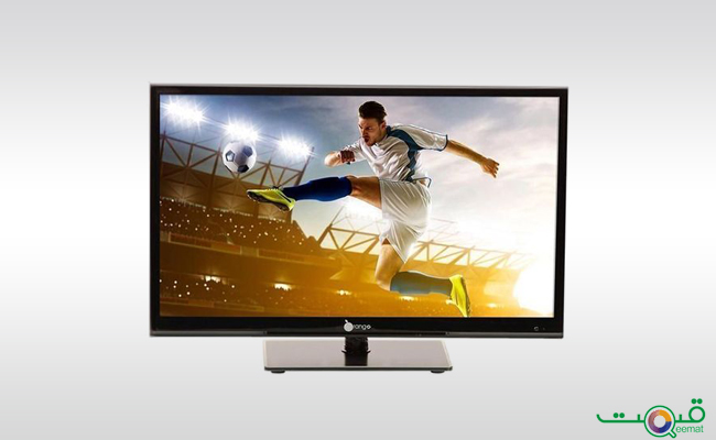 Orange HD LED TV