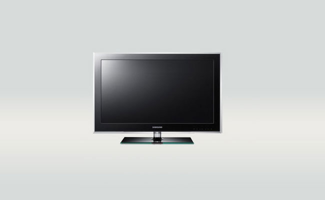 Samsung 5 Series LCD TV LA40C550J1R