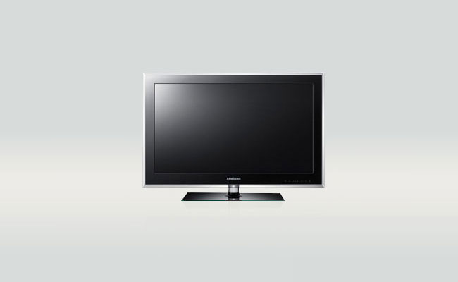 Samsung 5 Series LCD TV LA40D550K7R
