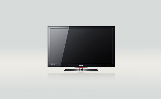 Samsung 6 Series LCD TV LA55C650L1Rs