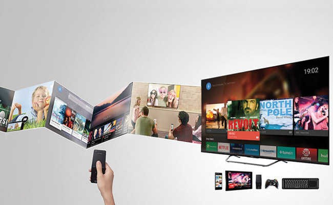 Sony Android 3D LED TV | W800C Series