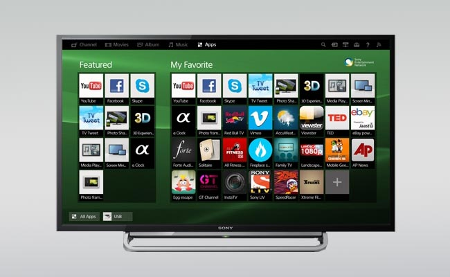 Sony Bravia LED TV Picture