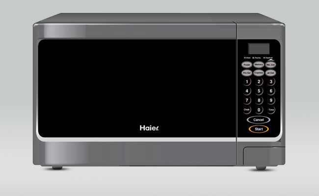 Hover Effect Haier Digital Microwave Oven Picture
