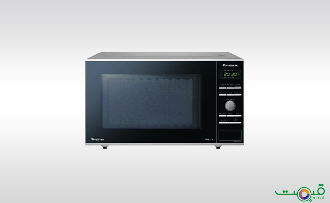 Panasonic Inverter Type Grill Microwave Oven