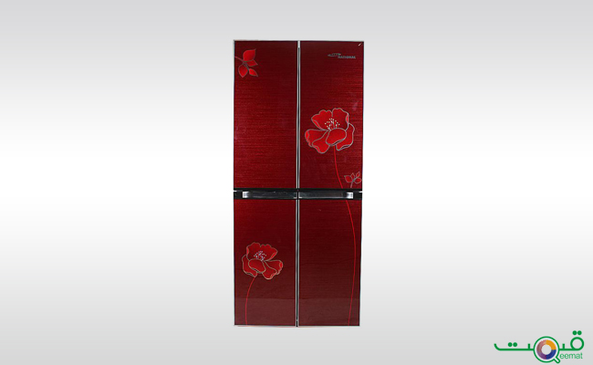 Gaba National 4 Door Refrigerator