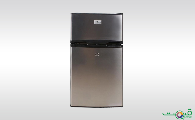 Gaba National Two Door Refrigerator