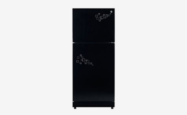PEL Mirror Glass Door Refrigerator