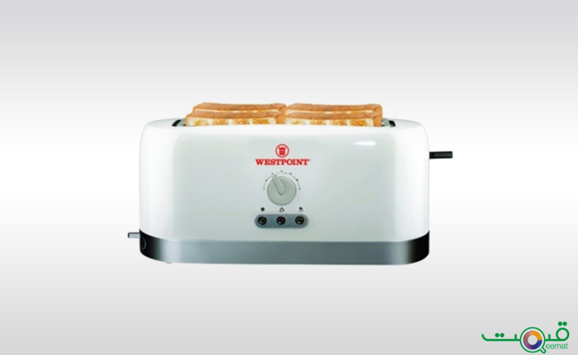 Westpoint Deluxe 4 Slice Pop-Up Toaster