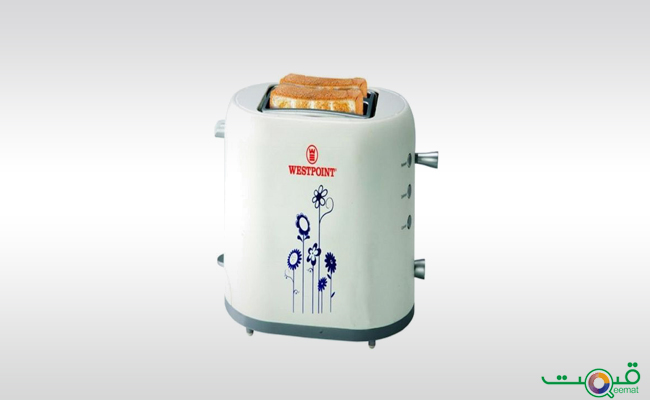 Westpoint Deluxe 2 Slice Pop-Up Toaster