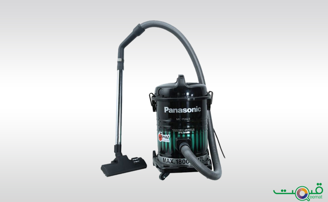 Panasonic Tank & Drum Type Vacuum Cleaner