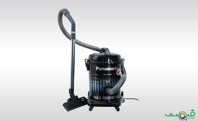Panasonic Tough Style Plus Bagless Vacuum Cleaner