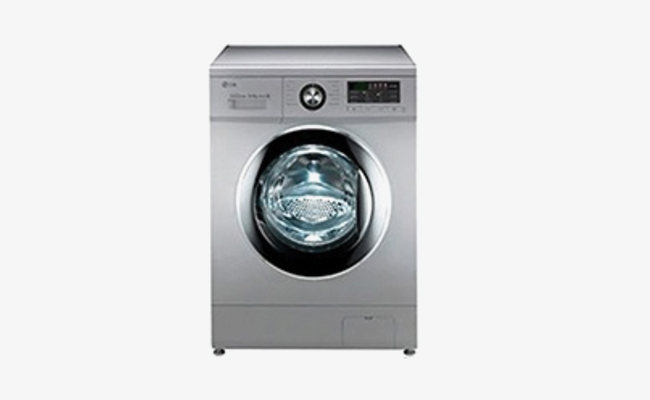 LG Front Load Washing F496TDT5