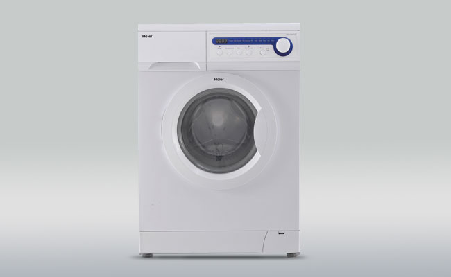 haier front loading fully automatic washing machine price in