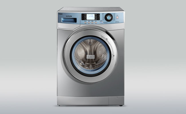 Haier Front Loading Fully Automatic Washing Machine Price