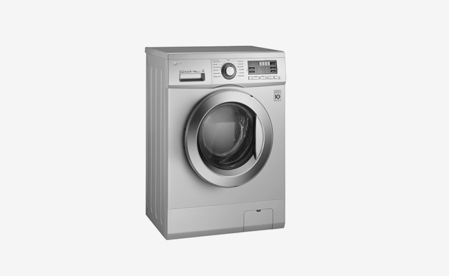 LG Front Loading Washer F1403TDP