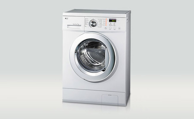 LG Front Loading Washer WD-12391TDP