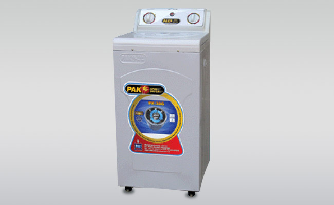 Pak Dryer Picture