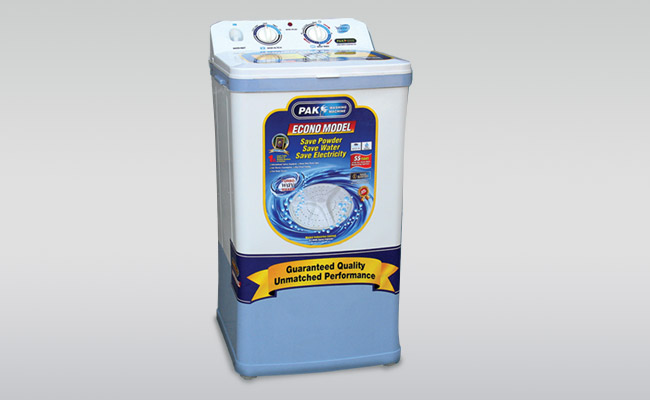 Pak Plastic Body Washing Machine PK-660 Price